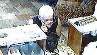 identity theft suspect