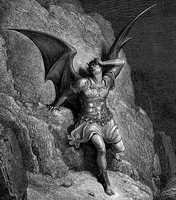 The Devil showed up under different names, including Satan and Lucifer.