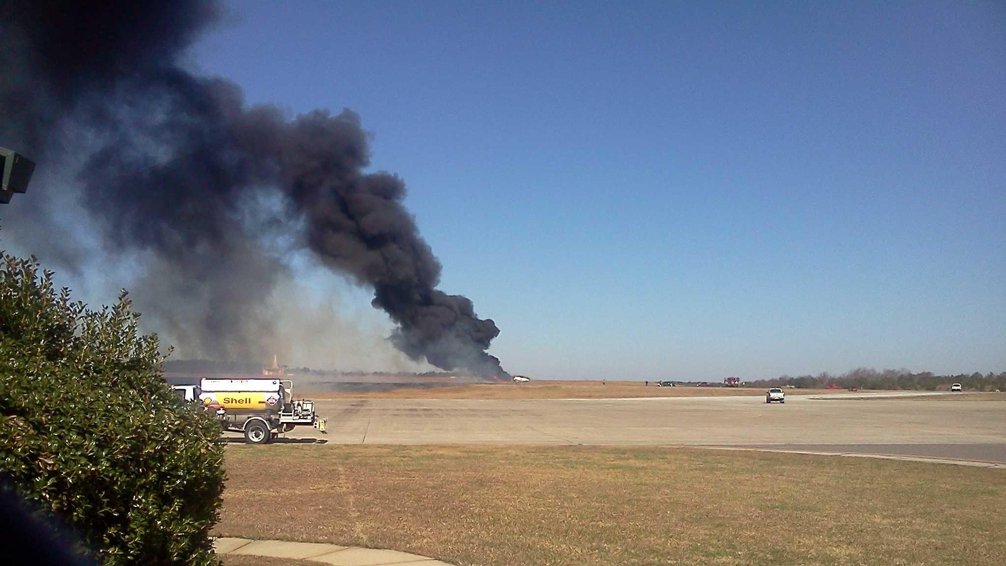 Greenwood Plane Crash