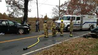 Highway 86 crash