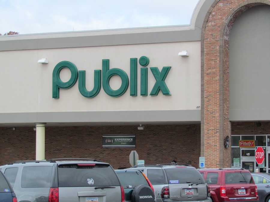 Publix is closed on Thanksgiving Day, but has several holiday related items on sale this week.