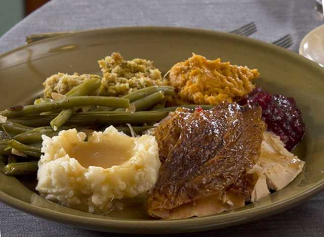 No matter where you do your shopping, News 4 wishes you a very Happy Thanksgiving!
