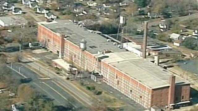 Developers want to put apartments in the old Woodside Cotton Mill.