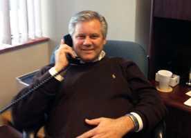 Santana's owner is Bruce Barkley, WYFF News 4's News Director.