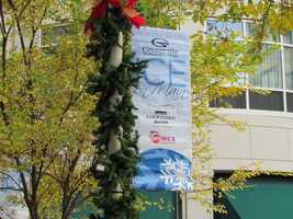 Ice on Main is sponsored by Greenville Technical College this year.