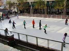 Most skaters seem pretty timid to start ...