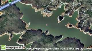 Lake Hartwell beaten woman