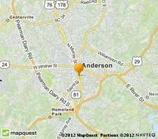 Anderson the fourth least expensive housing market in South Carolina. The average home costs $162,408.