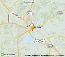 Conway is the fifth least expensive housing market in South Carolina. The average home is $164,602.
