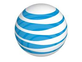 Communications company AT&T has 600 employees.