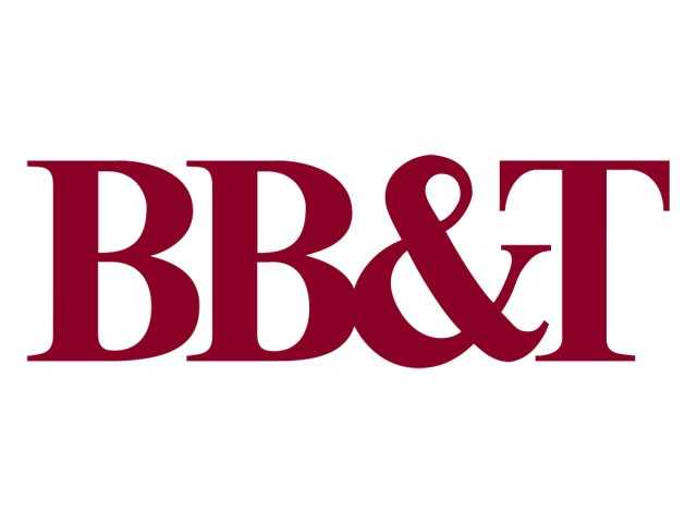 BB&T banking and financial services employs 500 people.