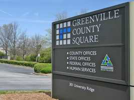 Greenville County government has 1,830 employees, down more than 100 since 2012.