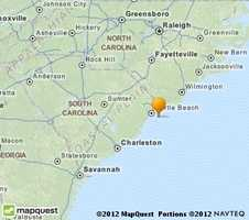 Cherry Grove Beach is near Myrtle Beach.
