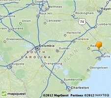 Loris is located near Myrtle Beach.
