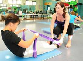 College-level recreation and fitness studies teachers: $65,990, Positions in Greenville: 60