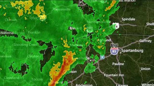 Radar Monday 2:30