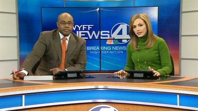 She co-anchors News 4 at 5 and 5:30 p.m. with Nigel Robertson.
