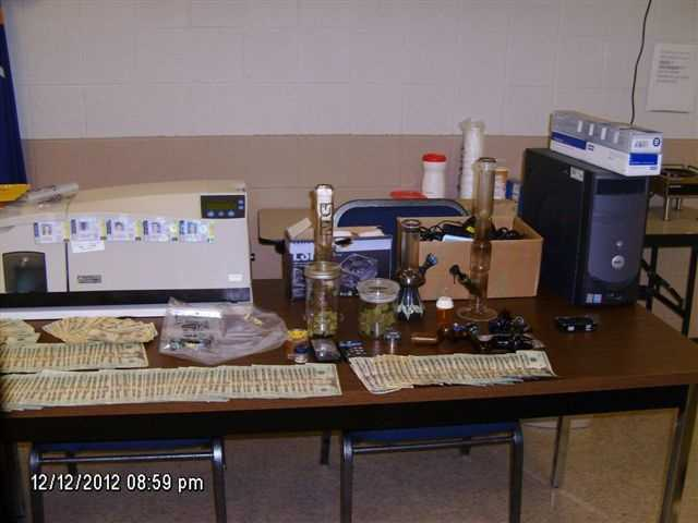 Pickens County Sheriff's Deputies along with deputies from Oconee County, officers from Clemson University Police Department and Clemson City Police arrested 19 individuals on various drug charges including sale of marijuana, sale of a controlled substance and sale within proximity to a school or daycare.