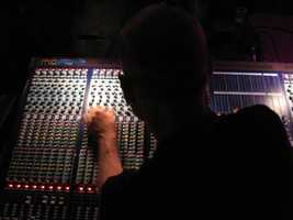 Sound engineering technicians: $27,270, Positions in Greenville: 60