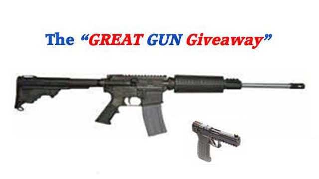 Gun Giveaway