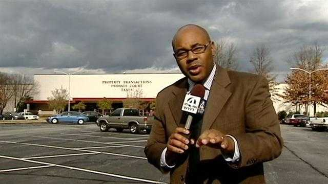 Along with anchoring Nigel also reports on WYFF News 4.