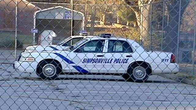 Simpsonville Police Chief Fired