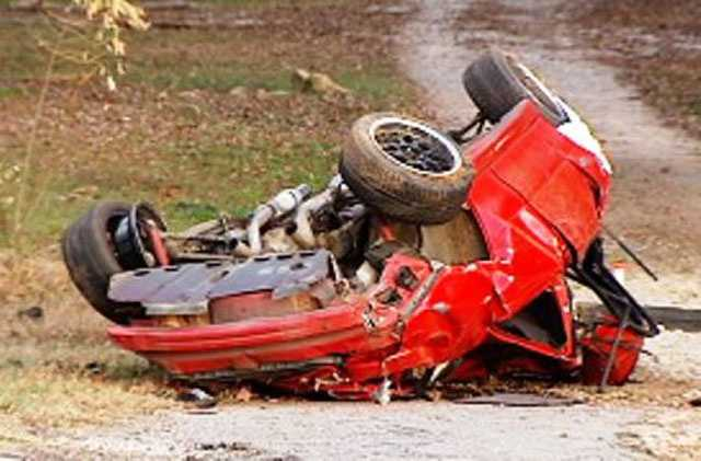 Motor vehicle crashes cause 18.4 percent of fatal injury accidents.
