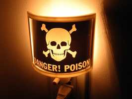 Accidental poisonings account for the highest number of injury deaths -- 18.7 percent, even exceeding car crashes.