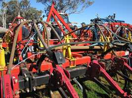 Being struck by or caught in machinery accounts fro 0.1 percent of deaths.