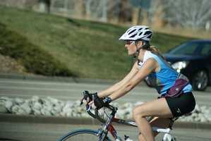 Bicyclists suffer 0.5 percent of fatal injury accidents.