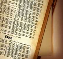 The longest word in the Bible is Maher-shalal-hash-baz: Isaiah 8:1.