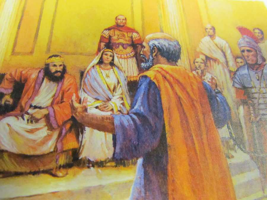 St Paul wrote 14 (of the 27) books of the New Testament.