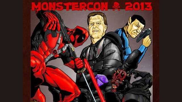 MonsterCon