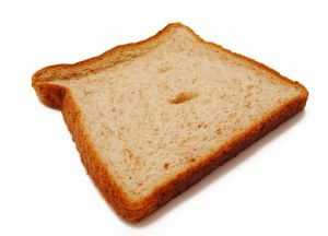 """""""Multigrain"""": With refined grains, such as white bread, the nutrient and fiber rich parts have been milled out. The current recommendation is to make sure at least half your daily grains are whole."""