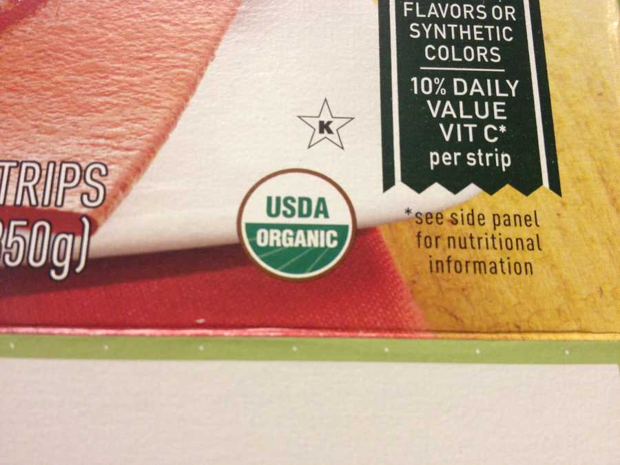 """Shopping tip: If you're concerned about the environment or about ingesting pesticides, the """"organic"""" label may guide your purchasing decision. But don't assume that the food is also low in calories or fat."""