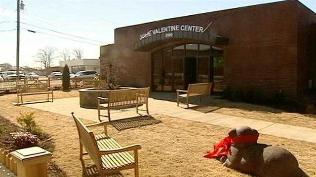 The Julie Valentine Center in Greenville is named in honor of a newborn girl found dead the day before Valentine's Day in 1990.
