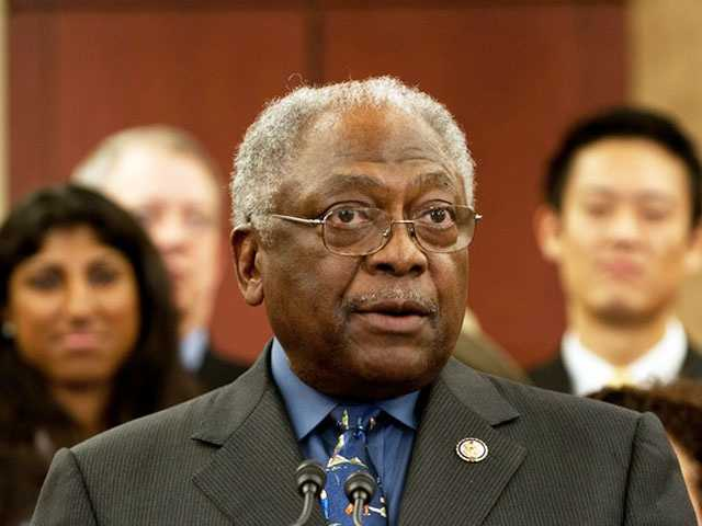 "James Enos ""Jim"" Clyburn (1940- ) Born in Sumter, SC: U.S. Representative for South Carolina's 6th congressional district since 1993, Clyburn is also the assistant Democratic leader since 2011. He was previously House Majority Whip from 2007 to 2011."