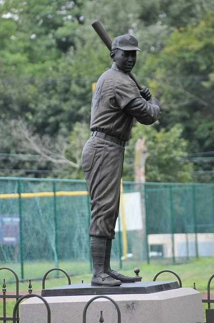 "Lawrence Eugene ""Larry"" Doby  (1923-2003) Born in Camden, S.C.: Played in the Negro baseball leagues and Major League Baseball.  In 1947, when he was 23, Doby joined Jackie Robinson in breaking the MLB color barrier.  He was he first player to go directly from the Negro leagues to the MLB."