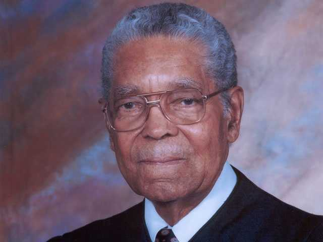 Matthew James Perry Jr. (1921-2011) Born in Columbia, S.C.:  Attorney and S.C's first black federal judge, Perry represented the court case to integrate Clemson University in 1963.  He was nominated and confirmed to the U.S. District Court for South Carolina in 1979