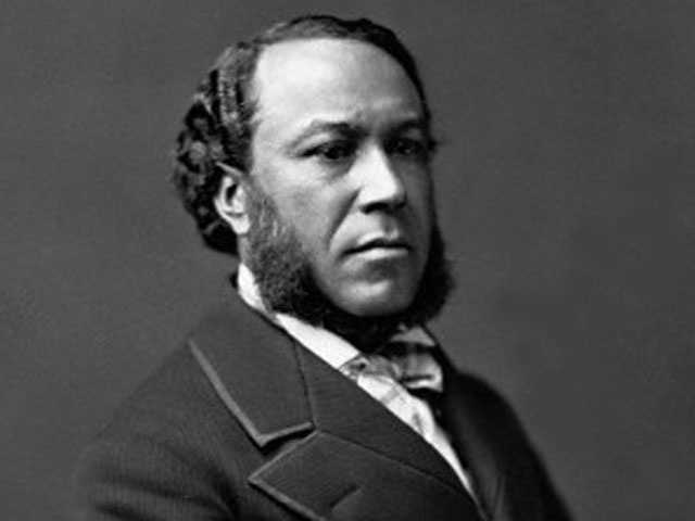 Joseph Hayne Rainey (1832-1887) Born in Georgetown, S.C.: The first African American to serve in the U.S. House of Representatives, Rainey was born into slavery, and freed in the 1840s, when his father purchased his freedom along with that of his whole family.