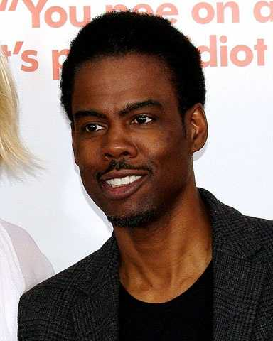 "Chris Rock (1965- ) Born in Andrews, S.C.: Christopher Julius ""Chris"" Rock III is an American comedian, actor, screenwriter, television producer, film producer, and director."