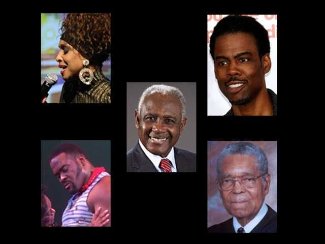 February is Black History Month. From scientists, to politicians, to singers, astronauts and more, check out this group of notable black South Carolinians and their accomplishments.