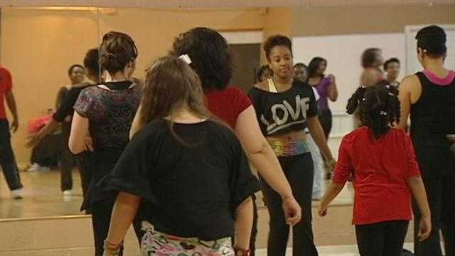Upstate 'rises' to end violence against women