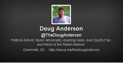 Doug Anderson (@TheDougAnderson) 18,422 followers