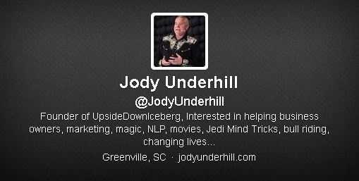 Jody Underhill (@JodyUnderhill): 28,563