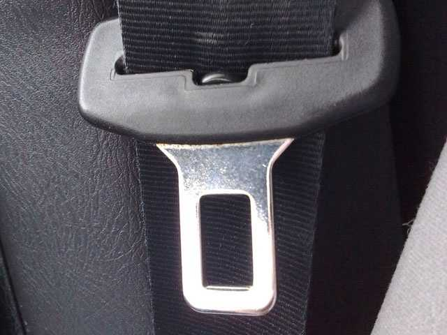 Wear your seat belt: Everyone knows that you should wear your seatbelt, but the statistics are pretty staggering. The National Highway Traffic Safety Administration said 5,500 lives could be saved by increasing the safety belt use in the U.S. to 90 percent. Currently only 68 percent of Americans wear safety belts.