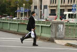 Don't jaywalk: Statistics show that 77 percent of pedestrians killed while crossing the road are not at intersections, according to an article in Men's Health. Of those killed jaywalking at night, 53 percent were drunk, according to MH.