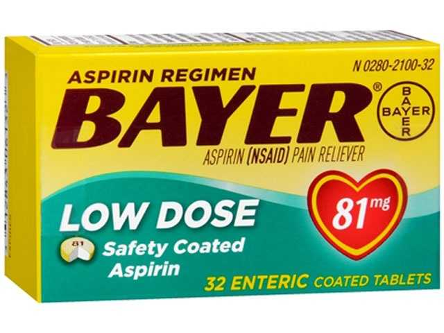 Take baby aspirin: If you're over the age of 40, Dr. Mehmet Oz recommends taking two baby aspirins daily to reduce heart disease, cancer, and possibly even wrinkles. Dr. Michael Roizen says baby aspirin helps protect against prostate cancer, colon cancer, and breast cancer and can even lower your odds by 13 to 15 percent for the two deadliest types of skin cancer: squamous cell carcinoma and melanoma. (Those with ulcers, bleeding disorders or other health problems should consult their doctors before starting an aspirin regimen.)