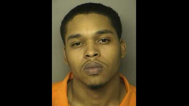 Marquis Spencer McDonald: charged with murder