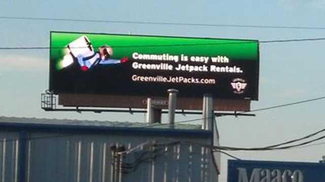 Greenville Jetpack Rentals
